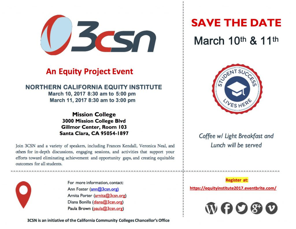 3CSN_Equity Inst_FLYER_Sp2017
